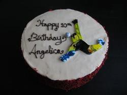 Angelica's Birthday Cake