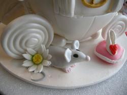 Cinderella Sugar Piece