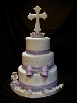's Communion Cake
