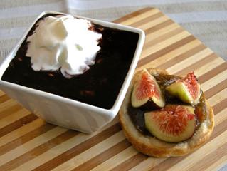 Ian's Challenge - September's Dessert