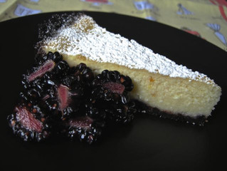 """Chocolate Crumb Ricotta Pie - Yields: 2 - 8"""" Pies"""