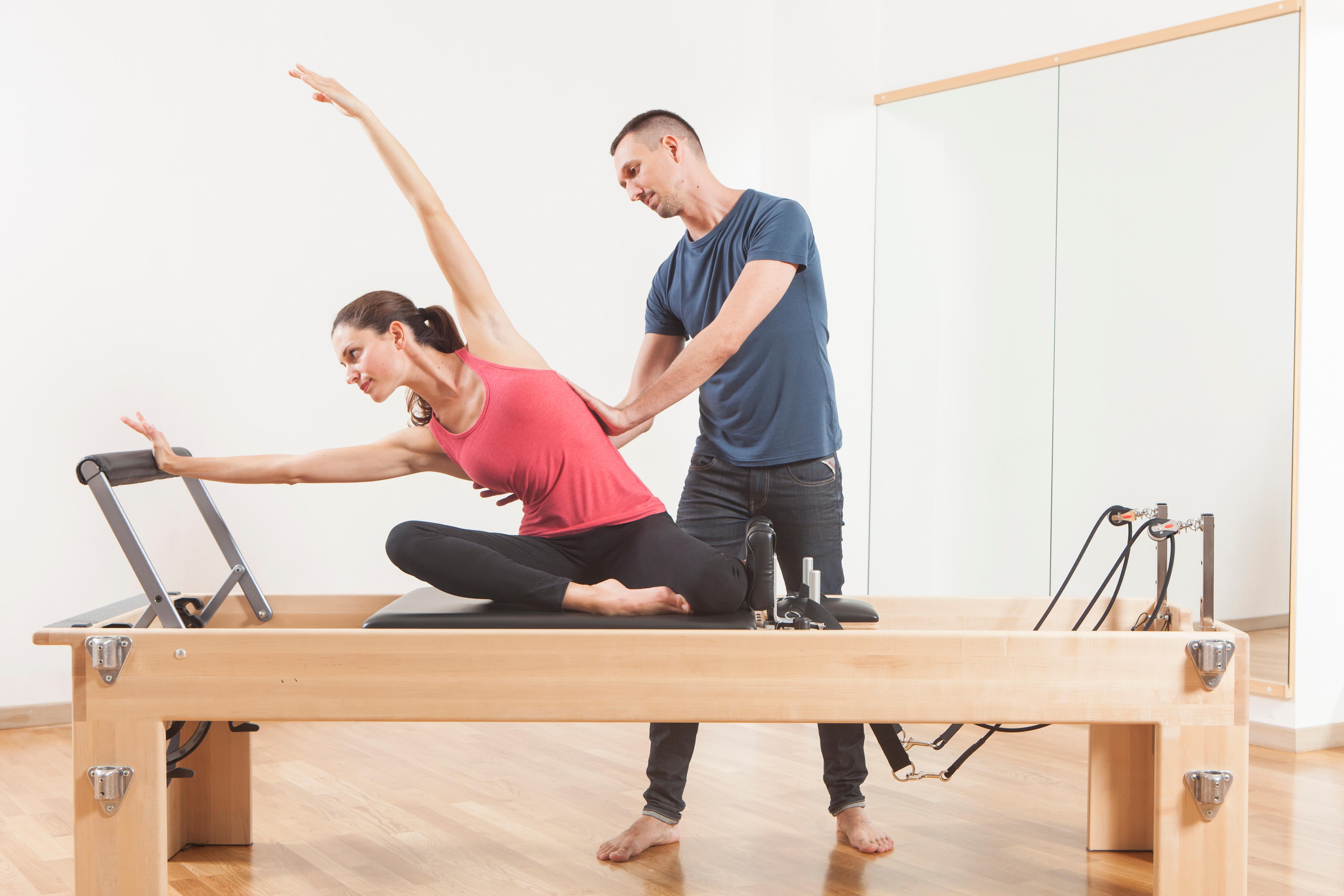 Private Pilates Apparatus - FR/EN/LUX