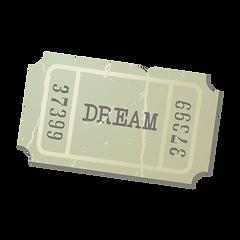 sueño de entradas