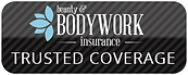 beauty & bodywork, insured, covered