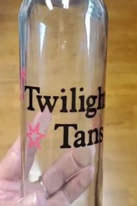 TT Glass Water Bottle
