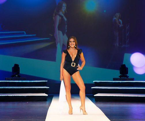 Miss Washington 2019/2020 Contestant