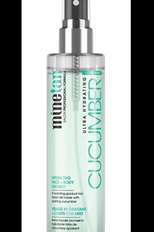 MineTan Cucumber Facial Spray 6.7oz