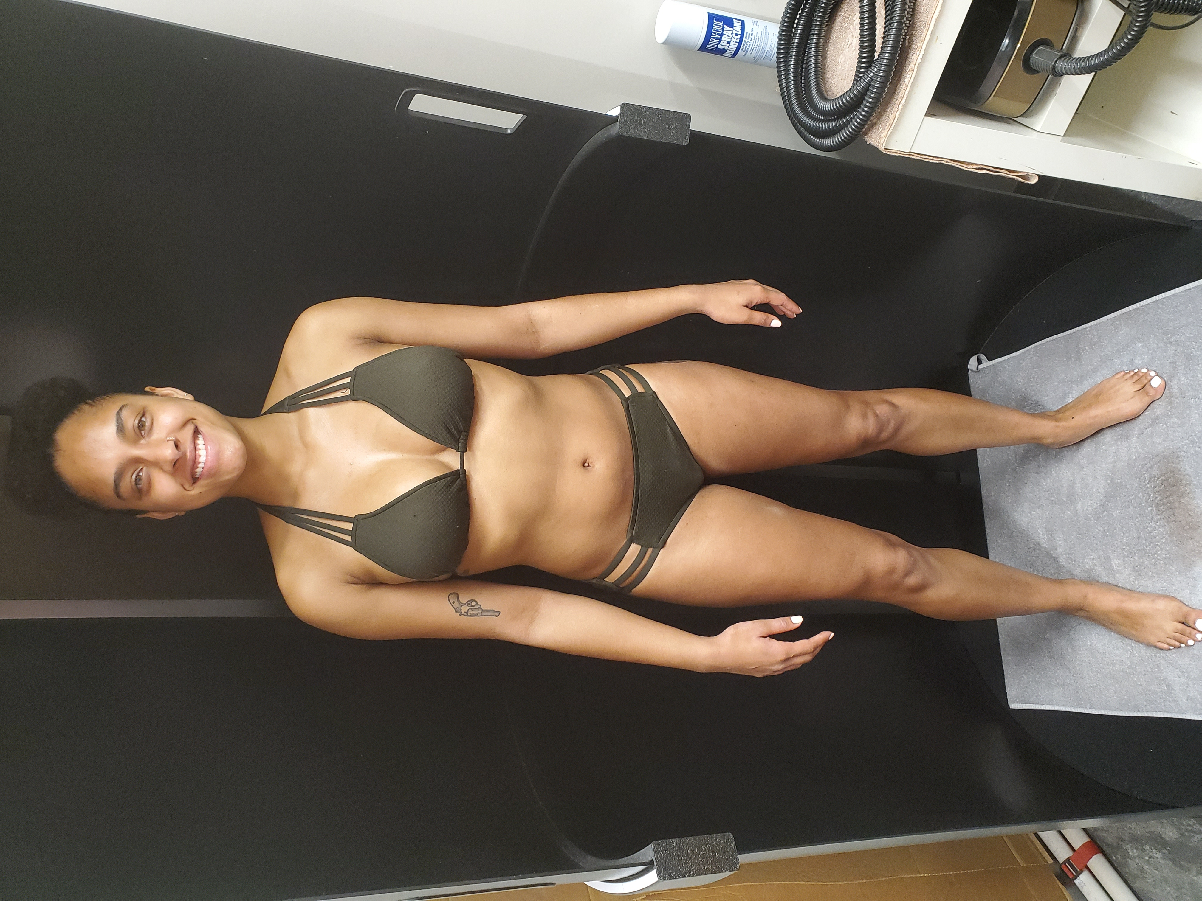After Tan