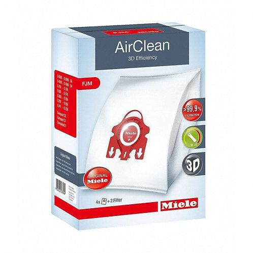 Miele FJM 3D Airclean Vacuum Bags