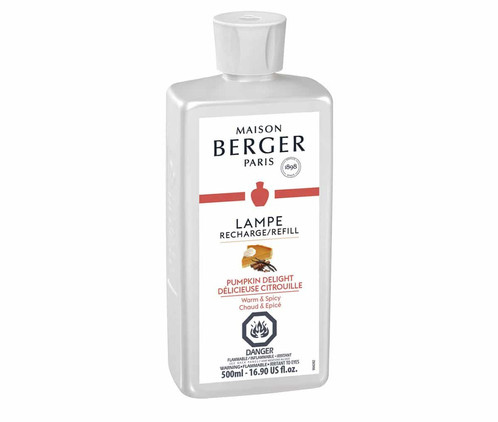 Lampe Berger 500ml 16 9 Fluid Ounces Pumpkin Delight Parfum De Maison