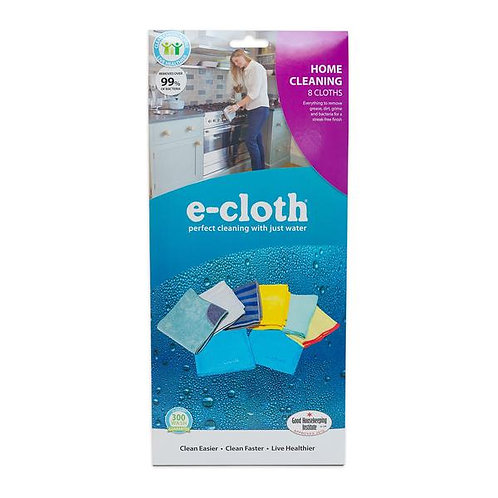 E-Cloth Whole Home Cleaning Pack