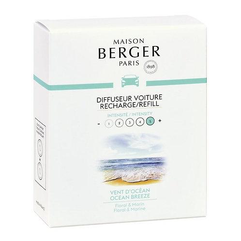 Maison Berger Car Diffuser Refill - Ocean Breeze