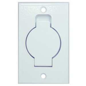 Central Vacuum Inlet Plate