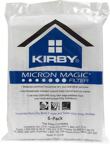 Kirby Genuine Micron Magic Bag