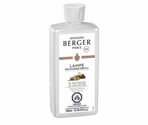 Lampe Berger 500ml/16.9-Fluid Ounces, By The Fireside Parfum De Maison