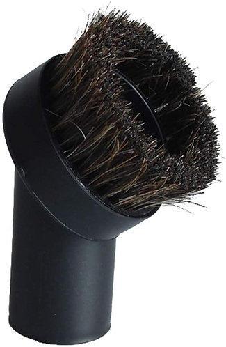 Dusting Brush Soft Horsehair Bristle Vacuum Attachment