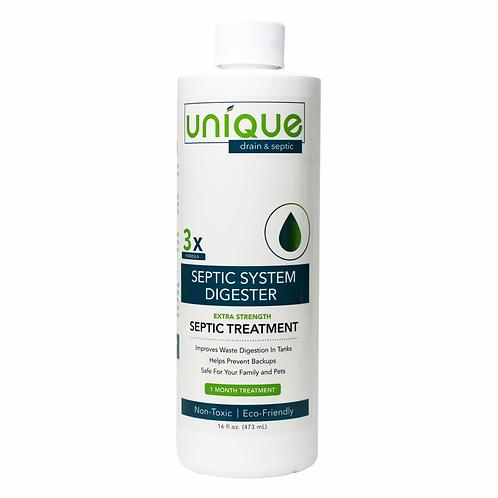 Septic System Digester | Liquid