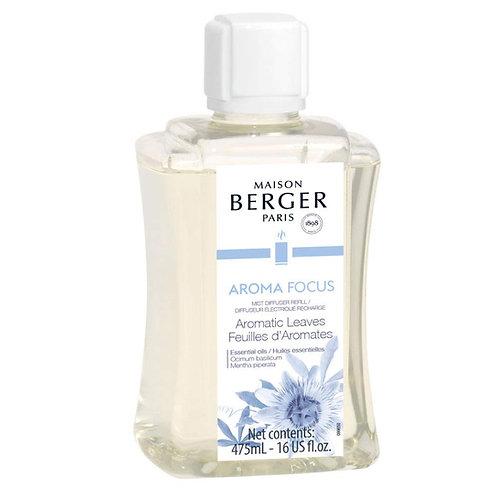 Aroma Focus Mist Diffuser Fragrance