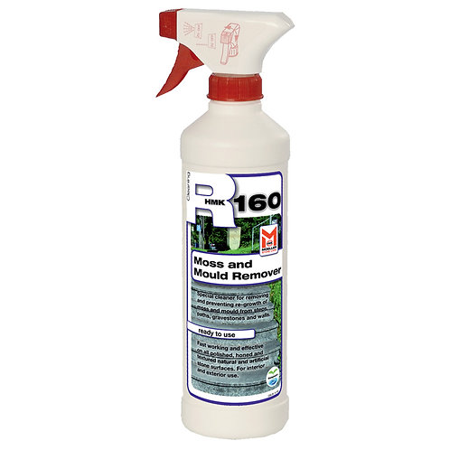 HMK® R160 Moss and Mildew Remover