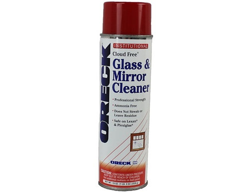 Oreck Cloud Free Glass & Mirror Cleaner