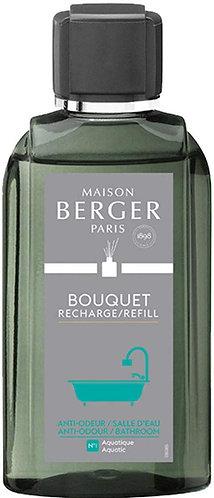 MAISON BERGER 106027 Diffuser Refill, Anti Bathroom Odor