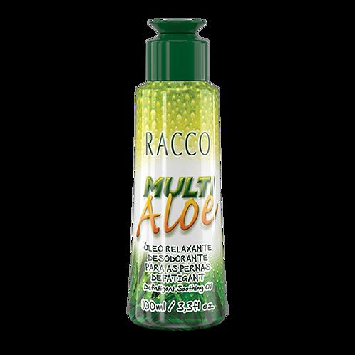 (1426) Aceite relajante Defatigant Multi Aloe, 100 ml