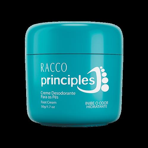 (1301) Crema Desodorante para los Pies Principles, 50 g