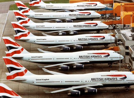 Farewell Britain's 'Queen of the Skies'.
