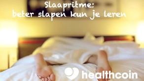 Slaapritme: beter slapen kun je leren