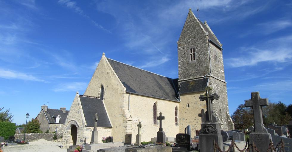 Restauration de l'église de Monthuchon