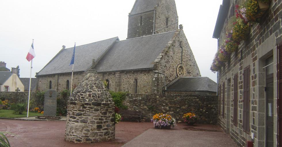 Restauration de l'église de Yquelon