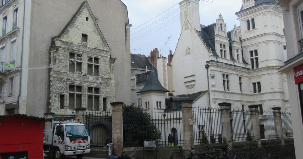Musée Pincé Angers