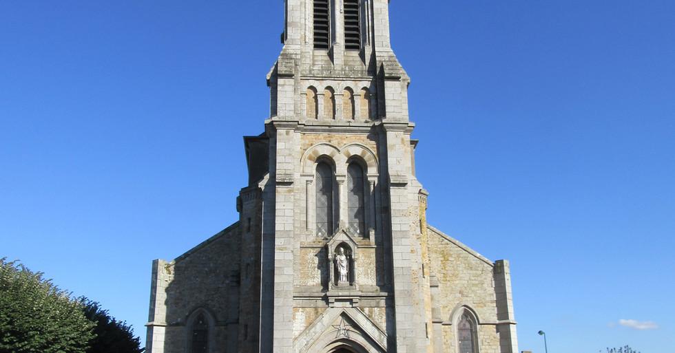 Eglise de Sartilly