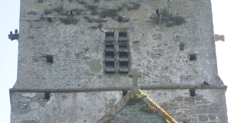 Tour clocher Agon