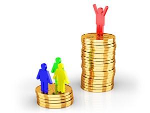 Como podemos apoyar para corregir  la desigualdad salarial