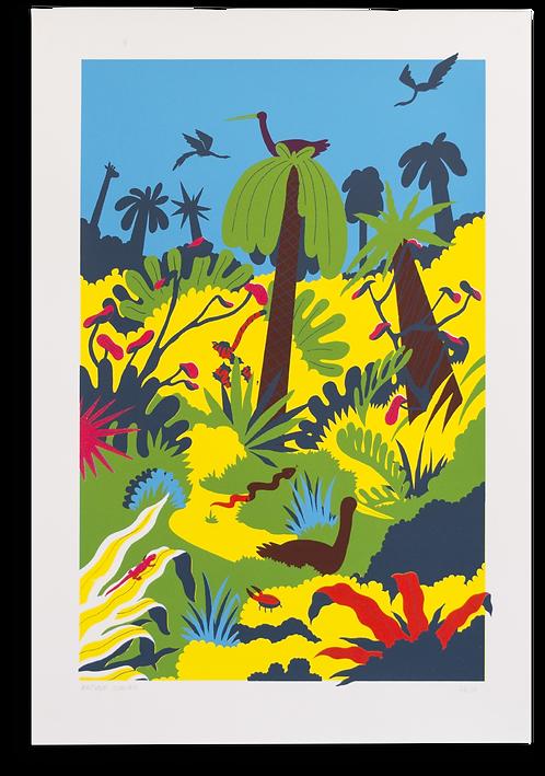 """Forêt luxuriante"" Arthur Junier"