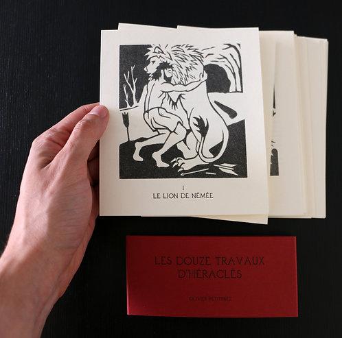 """""""Les Douze Travaux d'Heraclès"""" Olivier Petitprez"""