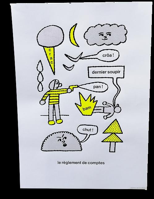 """""""Le règlement de compte"""" Mathis Besson"""