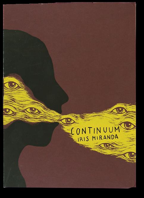 """""""Continuum"""" Iris Miranda"""