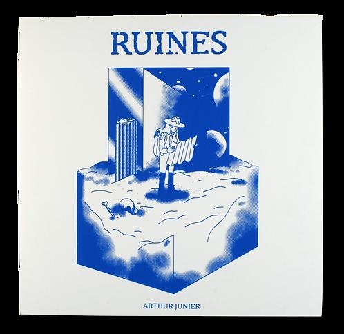 """""""Ruines - Couleurs"""" Arthur Junier"""