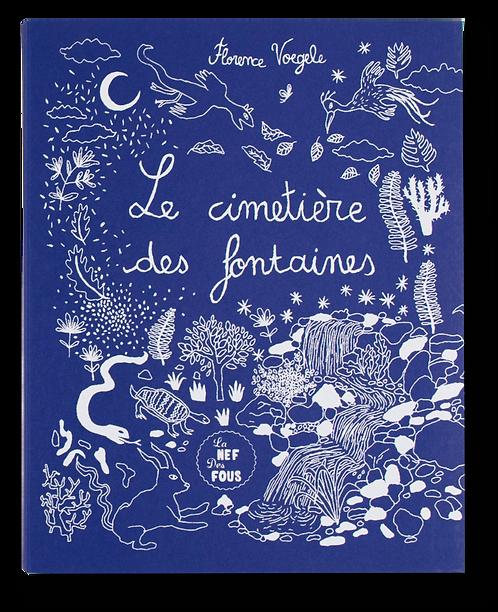 """""""Le Cimetière des Fontaines"""" Florence Voegele"""