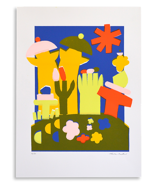 """Petite forêt"" Alexane Maillard"