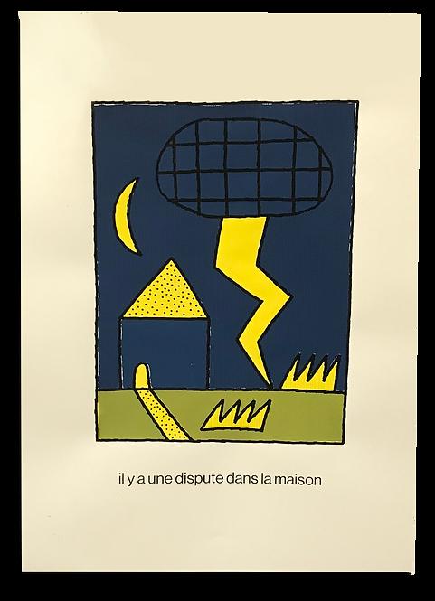 """""""Il y a une dispute dans la maison"""" Mathis Besson"""