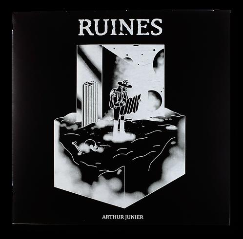 """Ruines - Noir & Blanc"" Arthur Junier"