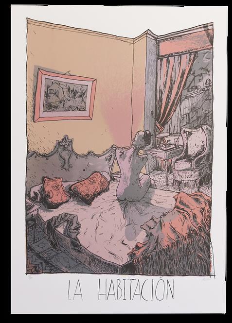 """""""La Habitación"""" Léo Alcatraz"""
