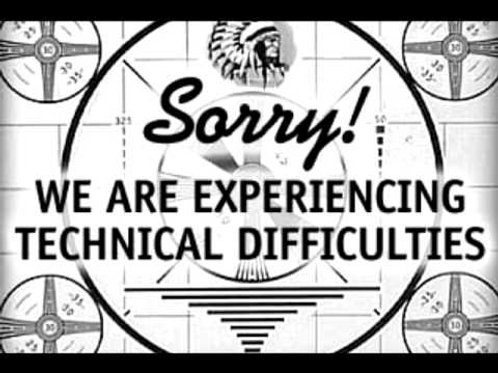 Technical Website Problems