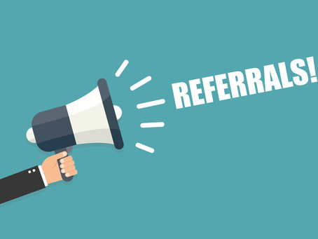 Local Referrals for Services We Don't Offer