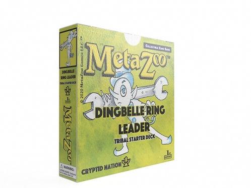MetaZoo Dingbelle Ring Leader Theme Deck (1st Edition, Non-KS)