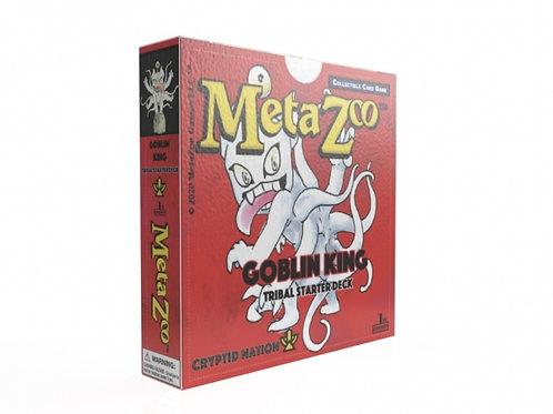 Metazoo Goblin King Theme Deck (1st edition, non-KS)