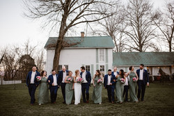 43-Evergreen-Blue-Wedding-Party